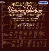 Dalok és táncok a Vietórisz-kéziratból