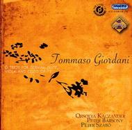 Giordani, Tommaso: Hat trió fuvolára, mélyhegedűre és gordonkára Op. 12