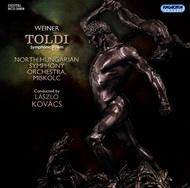 Weiner Leó: Toldi - Szimfonikus költemény Op. 43