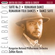 Bartók Béla: 2. szvit / Román tánc / Román népi táncok / Tánc-szvit