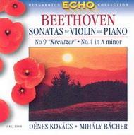 Beethoven, Ludwig van: Szonáták hegedűre és zongorára