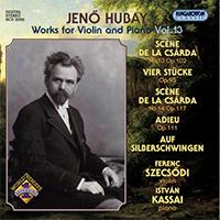 Hubay Jenő: Hegedű-zongoraművek 13.