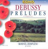 Debussy, Claude: Prelűdök