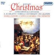 Barokk karácsony - Concertók és kantáták