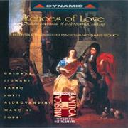 Echoes of Love - 18. századi olasz kantáták