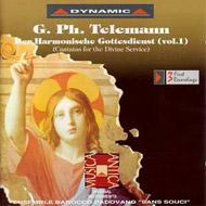 Telemann, Georg Philipp: Der Harmonische Gottesdienst, Vol. 1