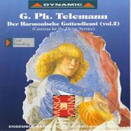 Telemann, Georg Philipp: Der Harmonische Gottesdienst, Vol. 2