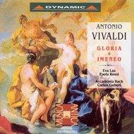 Vivaldi, Antonio: Gloria e Imeneo - serenata