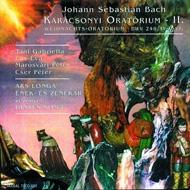 Bach, J. S.: Karácsonyi oratórium II. (BWV 248/IV-V-VI)