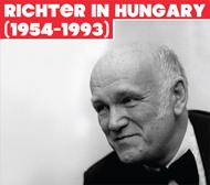 Richter Magyarországon (1954-1993)