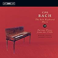Bach, C.P.E.: Solo Keyboard Music, Vol. 19