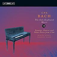Bach, C.P.E.: Solo Keyboard Music, Vol. 18