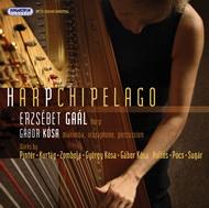 Harpchipelago - Kortárs magyar kompozíciók hárfára