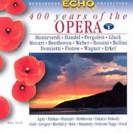 400 Years of the Opera Vol.1