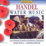Händel, Georg Friedrich: Vízizene HWV 348-350