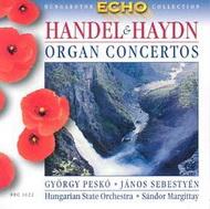 Händel & Haydn: Orgonaversenyek