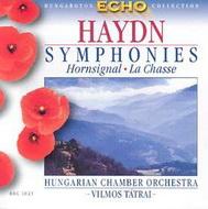 Haydn: Szimfóniák - Hornsignal / La Chasse
