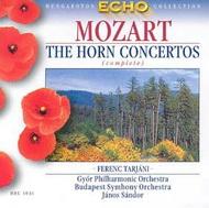 Mozart, Wolfgang Amadeus: Kürtversenyek