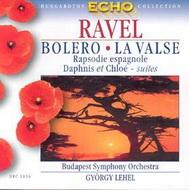Ravel, Maurice: Boléro/ La Valse/ Spanyol rapszódia/ Daphnis és Chloé I-II. szvit