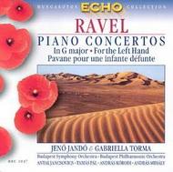 Ravel, Maurice: Zongoraversenyek