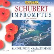 Schubert, Franz: Impromptus