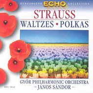 Johann Strauss - Josef Strauss: Keringők, polkák