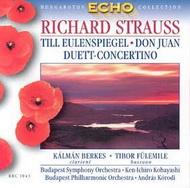 Richard Strauss: Till Eulenspiegel/ Don Juan/ Kettősverseny AV 147