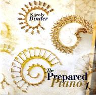 Binder Károly: The Prepared Piano 1.