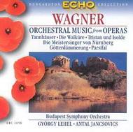 Wagner, Richard: Zenekari részletek operákból