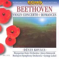 Beethoven, Ludvig van: F-dúr románc/ B-dúr hegedűverseny/ G-dúr románc