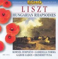 Liszt Ferenc: Magyar rapszódiák zongorára