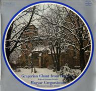 Magyar Gregoriánum 1. - A karácsonyi ünnepkör dallamai XV. századi kéziratok alapján