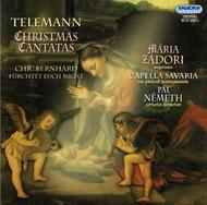 Telemann, Georg Philipp: Karácsonyi kantáták/ Chr. Bernhard: Fürchtet euch nicht