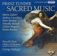 Tunder, Franz: Egyházi művek