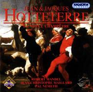 Hotteterre, Jean & Jacques-Martin: La nopce champetre ou L' Himen Pastoral Suites, sonates et autres pieces