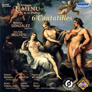 Lemenu de St. Philibert, Christophe: 6 Cantatilles