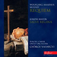 Mozart, Wolfgang Amadeus: Requiem KV 620/ Haydn: Salve Regina Hob. XXIIIb:2