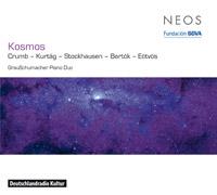 Kosmos / Crumb - Kurtág - Stockhausen - Bartók - Eötvös