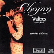 Chopin, Fryderyk: Waltzes (Complete)