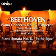 Beethoven, Ludwig van: Piano Concerto No. 5,