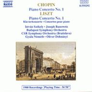 Chopin, Fryderyk: Piano Concerto No. 1 / Liszt, Ferenc: Piano Concerto No. 1
