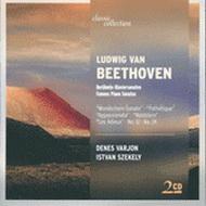 Beethoven, Ludwig van: Piano Sonatas - Nos. 8, 12, 14, 21, 23, 24, 26 / Rondo a capriccio,