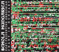Trident utáni gregorián ének Magyarországon