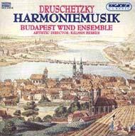 Druschetzky: Fúvószene/Harmoniemusik