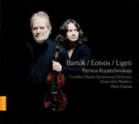 Bartók / Eötvös / Ligeti