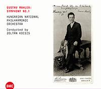 """Mahler, Gustav: I. (D-dúr, """"A titán"""") szimfónia"""