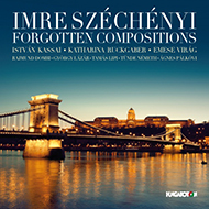 Széchényi Imre: Forgotten Compositions