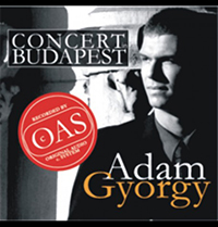 Adam Gyorgy - Concert in Budapest