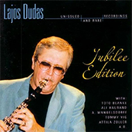 Lajos Dudas: The Jubilate Box (Unissued & Rare Recordings)