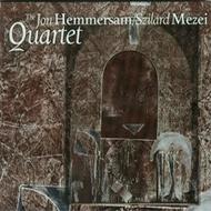 The Jon Hemmersam / Szilárd Mezei Quartet